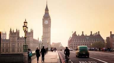 Circuito por Inglaterra - Mayores de 60 Años