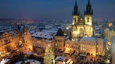 Mercadillos de Navidad - Praga