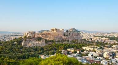 GRECIA AL COMPLETO      -                     Meteora, Termópilas, Corinto, Micenas, Delfi                     Kalambaka, Olympia, Atenas, Acropolis