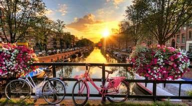 Escapada a Ámsterdam con Tour