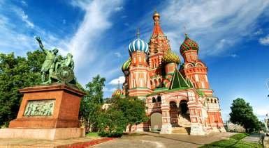 San Petersburgo, Moscú y Anillo de Oro