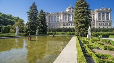 MADRID - SEMANA SANTA      -                     Madrid                     Comunidad de Madrid