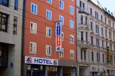 A O City Hotel Hauptbahnhof Munchen