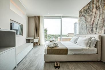 Reception Hotel Luxor Milano Marittima