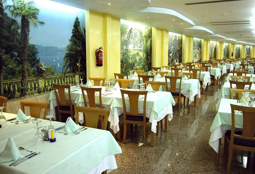 Restaurante Gran Hotel Bali Benidorm