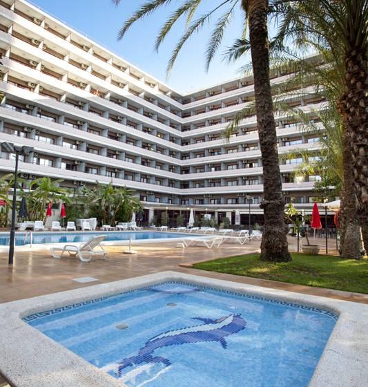 Hotel Benilux Park Benidorm