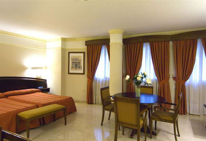 Room Hotel Chess San Antonio Albacete
