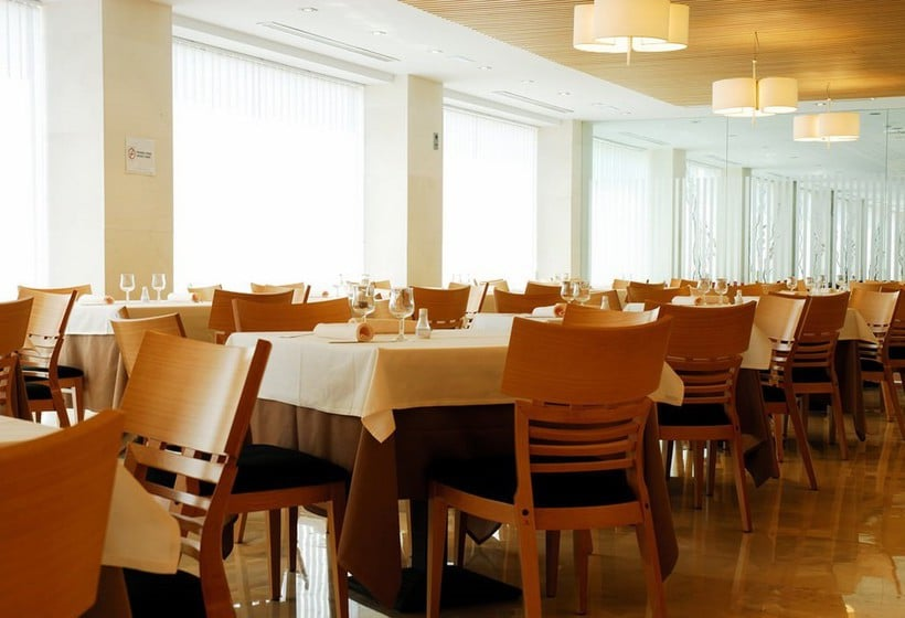 Restaurant Hotel Daniya Alicante