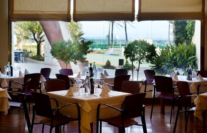 Restaurant Hotel Evenia Zoraida Park Roquetas de Mar