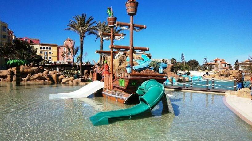 Common areas Hotel Evenia Zoraida Park Roquetas de Mar