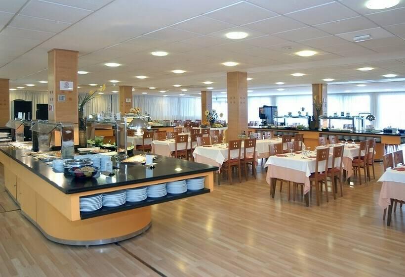 Restaurant Hotel Medplaya Regente Benidorm
