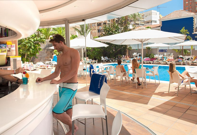 Swimming pool Hotel RH Royal - Adults Only & All Inclusive Benidorm