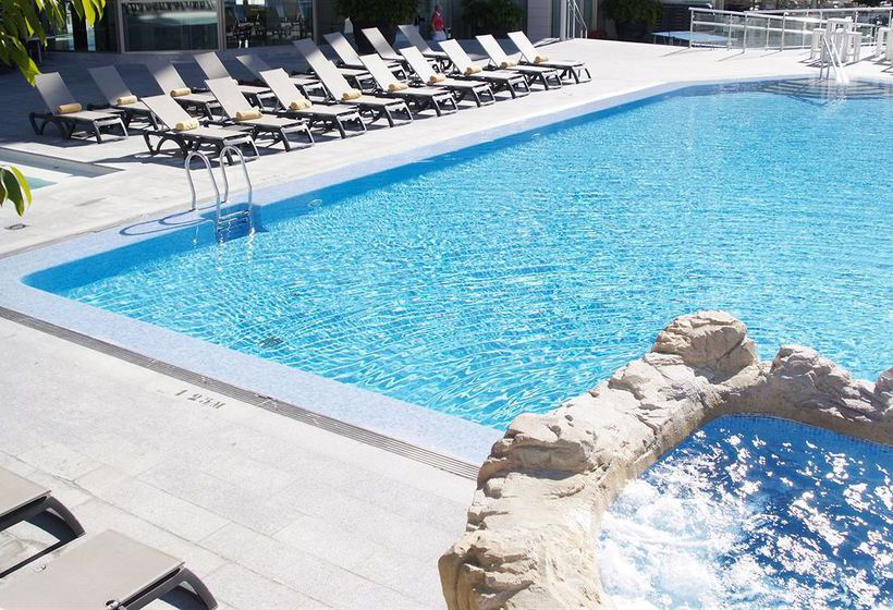 Hotel Sandos Mónaco Beach & Spa - Adults Only Benidorm