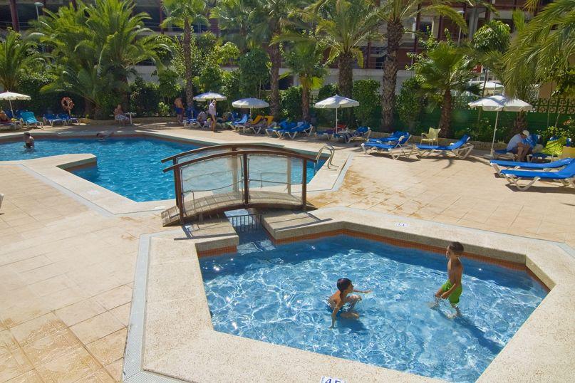 hotel castilla en benidorm: