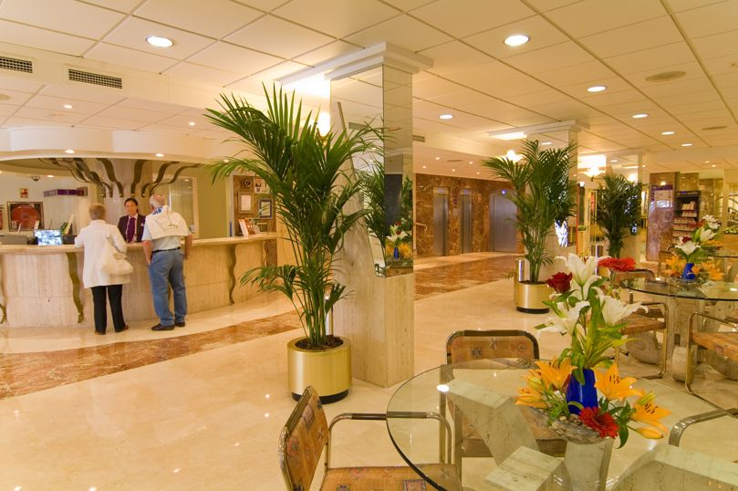 Reception Hotel Servigroup Diplomatic Benidorm
