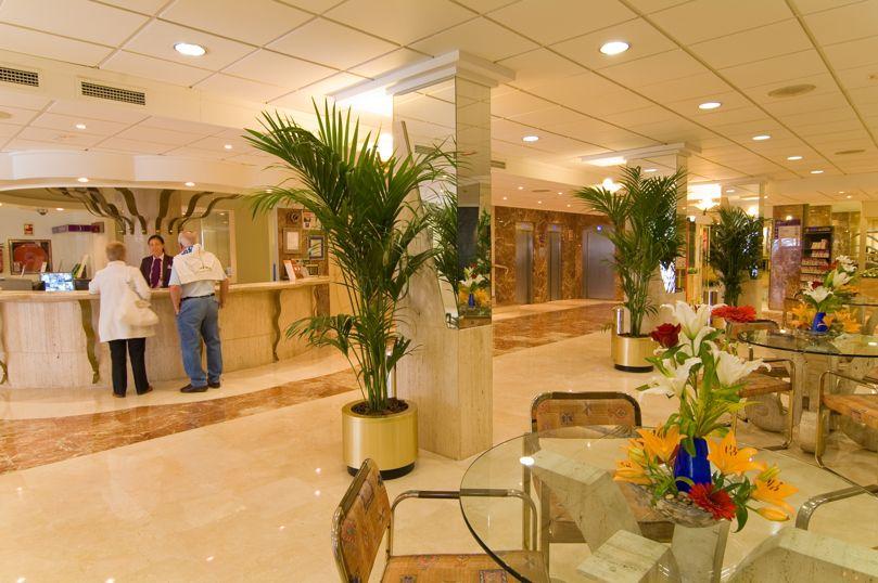 Reception Hotel Servigroup Diplomatic Benidorm