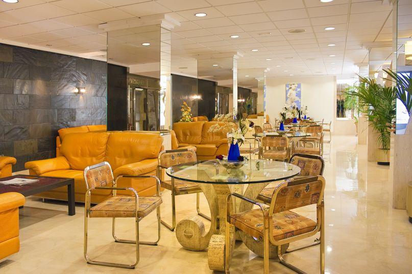 Common areas Hotel Servigroup Diplomatic Benidorm