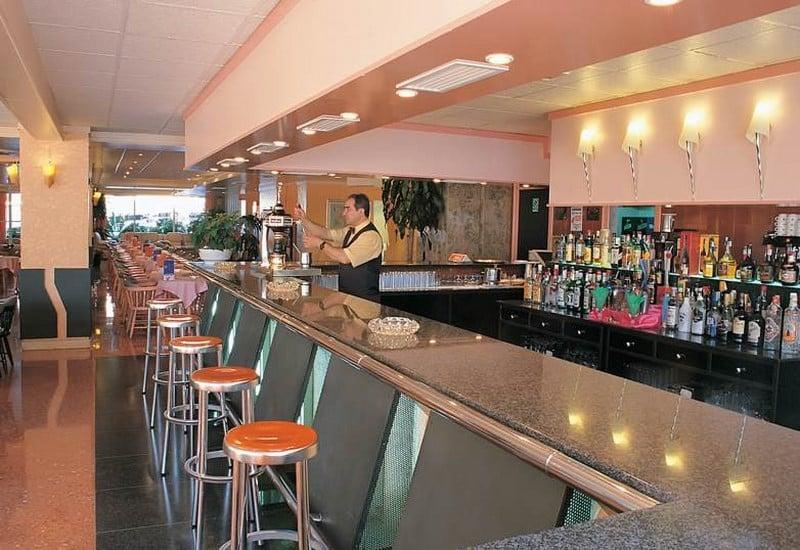 Cafeteria Hotel Servigroup Torre Dorada Benidorm