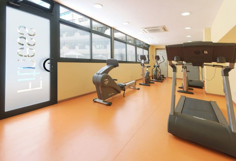 Sports facilities Hotel Tryp Palma Bosque