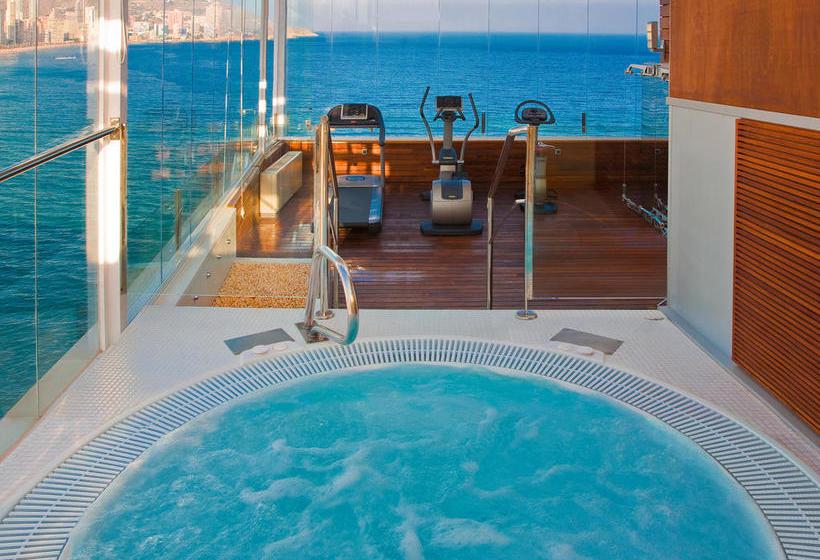 Bathroom Villa Venecia Hotel Boutique Gourmet Benidorm