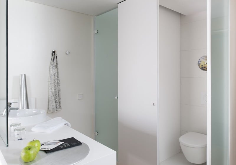 Bathroom Hotel Barceló Sants Barcelona