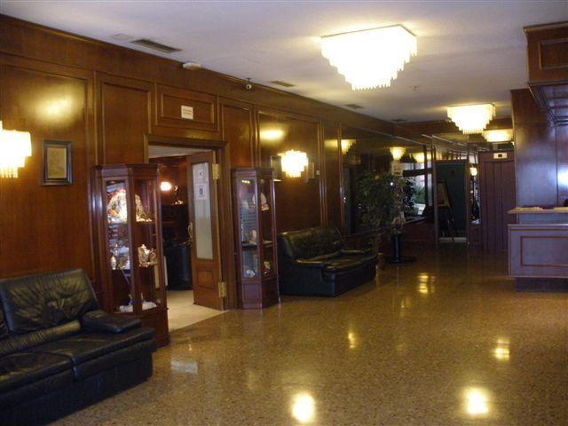 Front desk Hotel Beleret Valencia