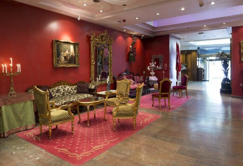 Common areas Hotel Fernán González Burgos