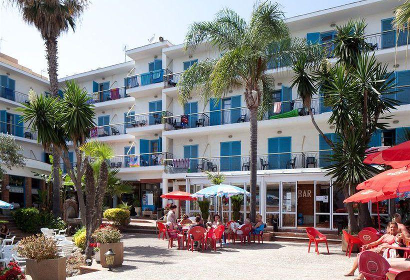Outside Hotel H Top Planamar Malgrat de Mar