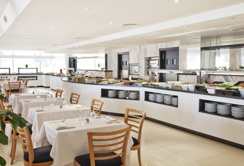 Restaurant Hotel HM Tropical Platja de Palma