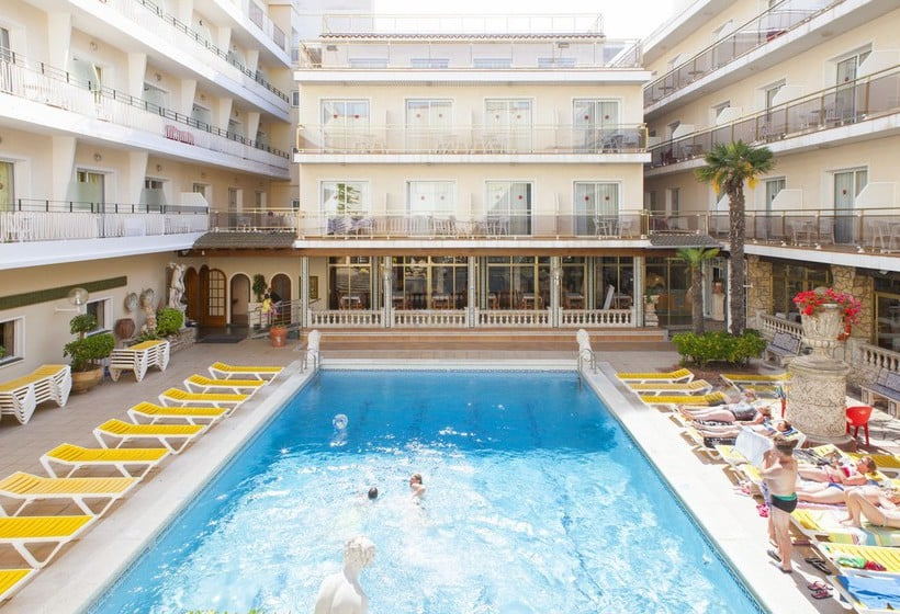 Children's facilities Hotel Ibersol Sorra d'Or Malgrat de Mar