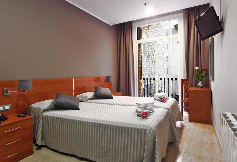 Room Hotel Inglés Barcelona