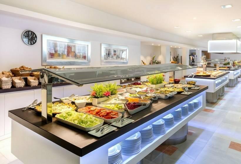 Restaurant Hotel RH Bayren Parc Gandia