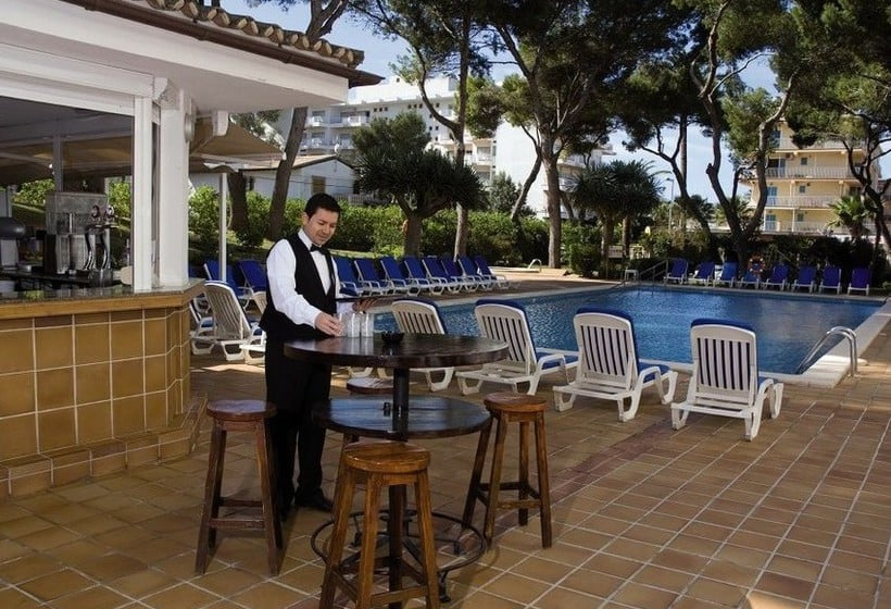 Cafeteria Hotel Riu Concordia Platja de Palma