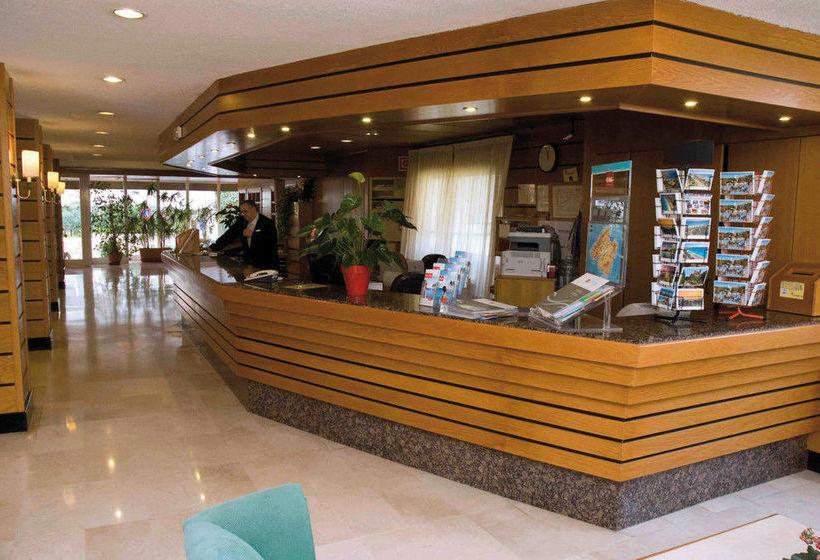 پذیرش هتل Riu Playa Park Platja de Palma