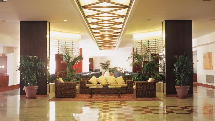 Zonas comunes Hotel PortBlue San Luis S'Algar