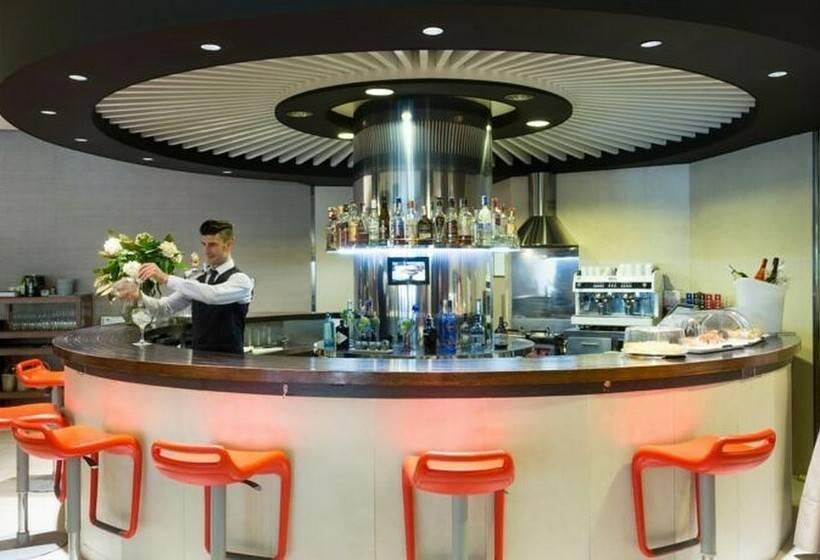 Cafeteria Hotel Barceló Costa Vasca San Sebastian