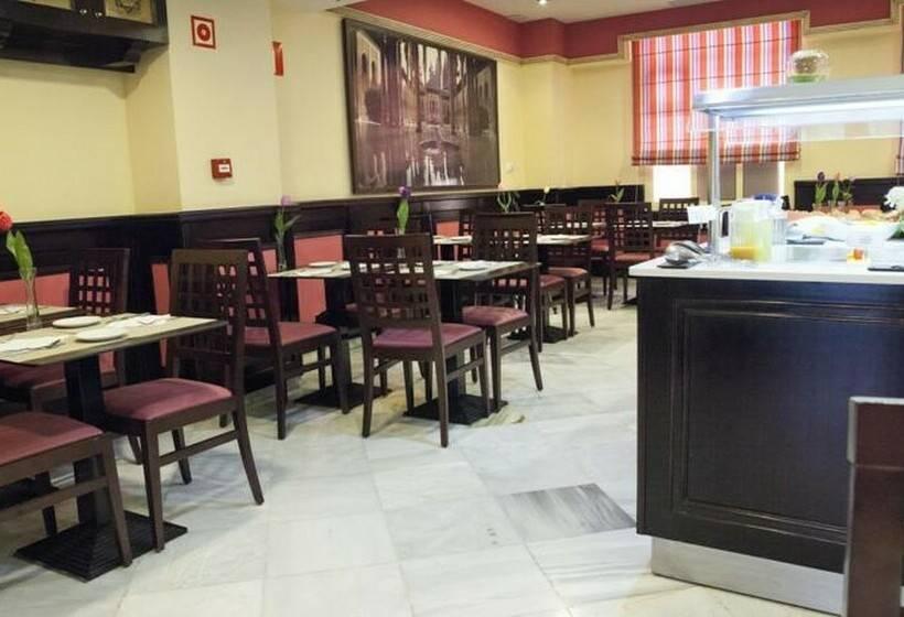 Restaurant Hotel Comfort Dauro 2 Granada
