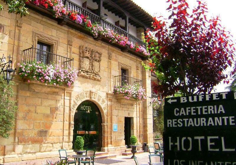 Hotel Los Infantes Santillana del Mar