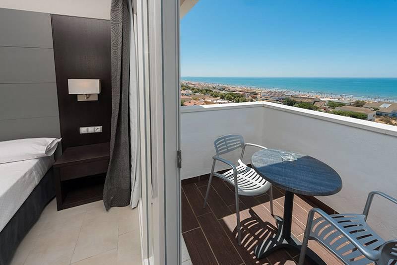 Terrace Hotel Pato Amarillo Punta Umbria