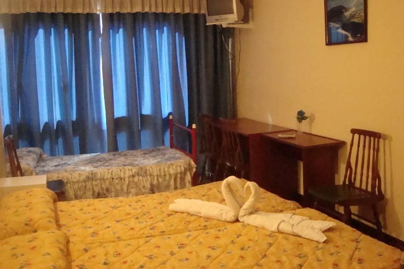 Hotel Solymar Argonyos