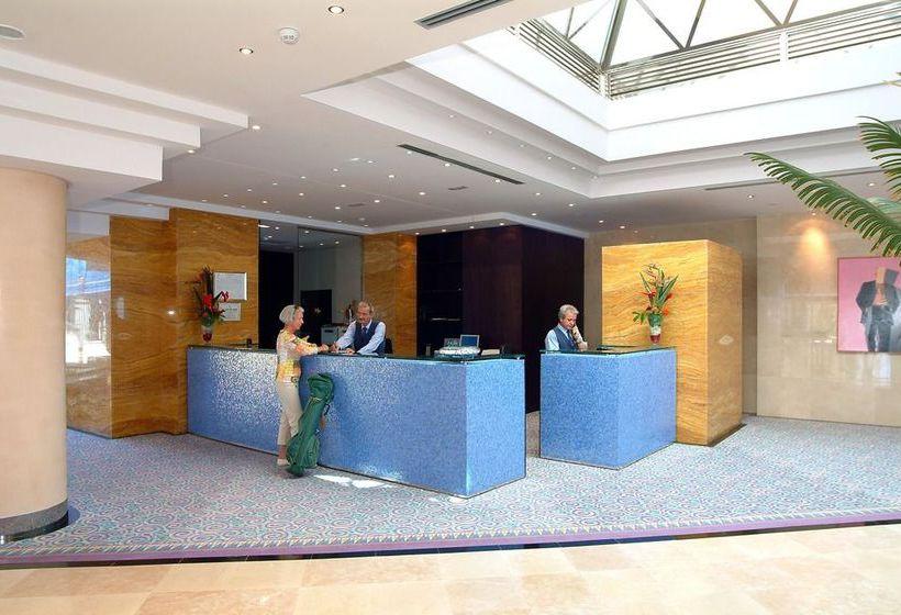 Front desk Hotel IFA Faro Maspalomas