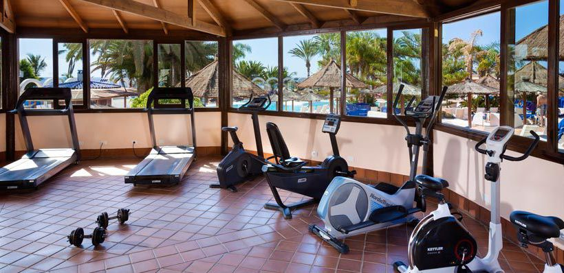 Sports facilities Hotel Meliá Tamarindos San Agustin