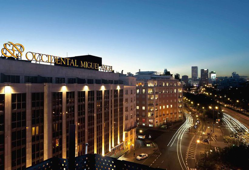 Hotel Miguel Angel Madrid