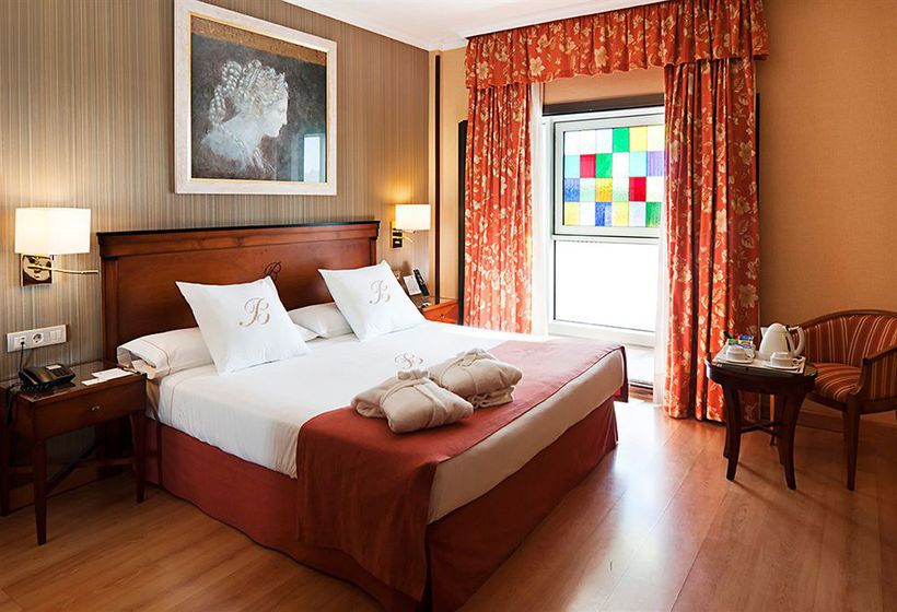 Room Hotel Bécquer Seville