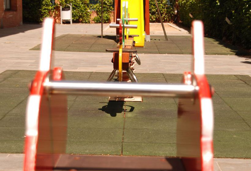 Children's facilities Hotel California Garden Salou