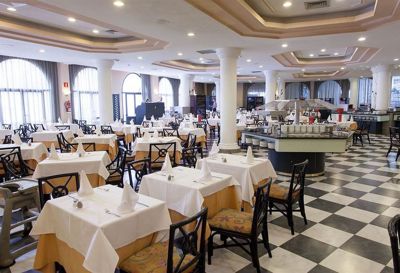 Restaurant Hotel Guayarmina Princess Costa Adeje