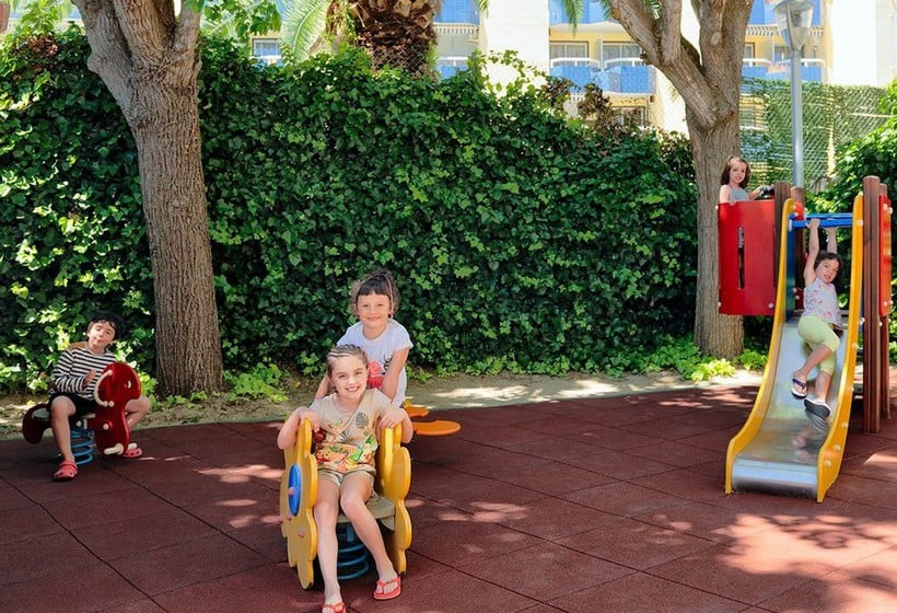 Children's facilities Hotel H10 Salou Princess