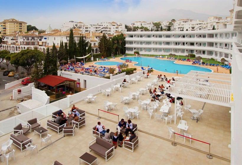 Swimming pool Hotel Palia La Roca Benalmadena