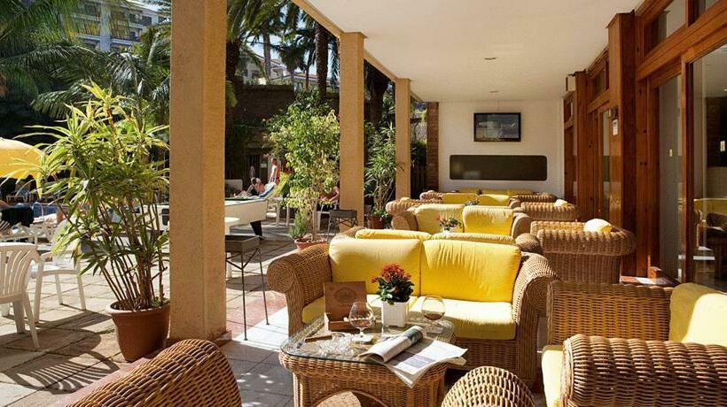 Cafeteria Hotel Puerto de la Cruz
