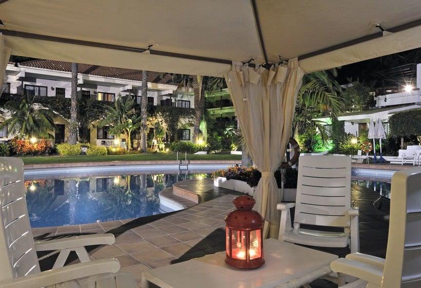 Hotel parque san antonio en puerto de la cruz destinia - Sol parque san antonio puerto de la cruz ...